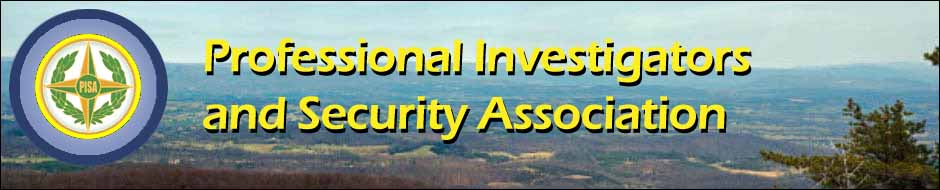 Professional Investigators and Security Association (PISA)